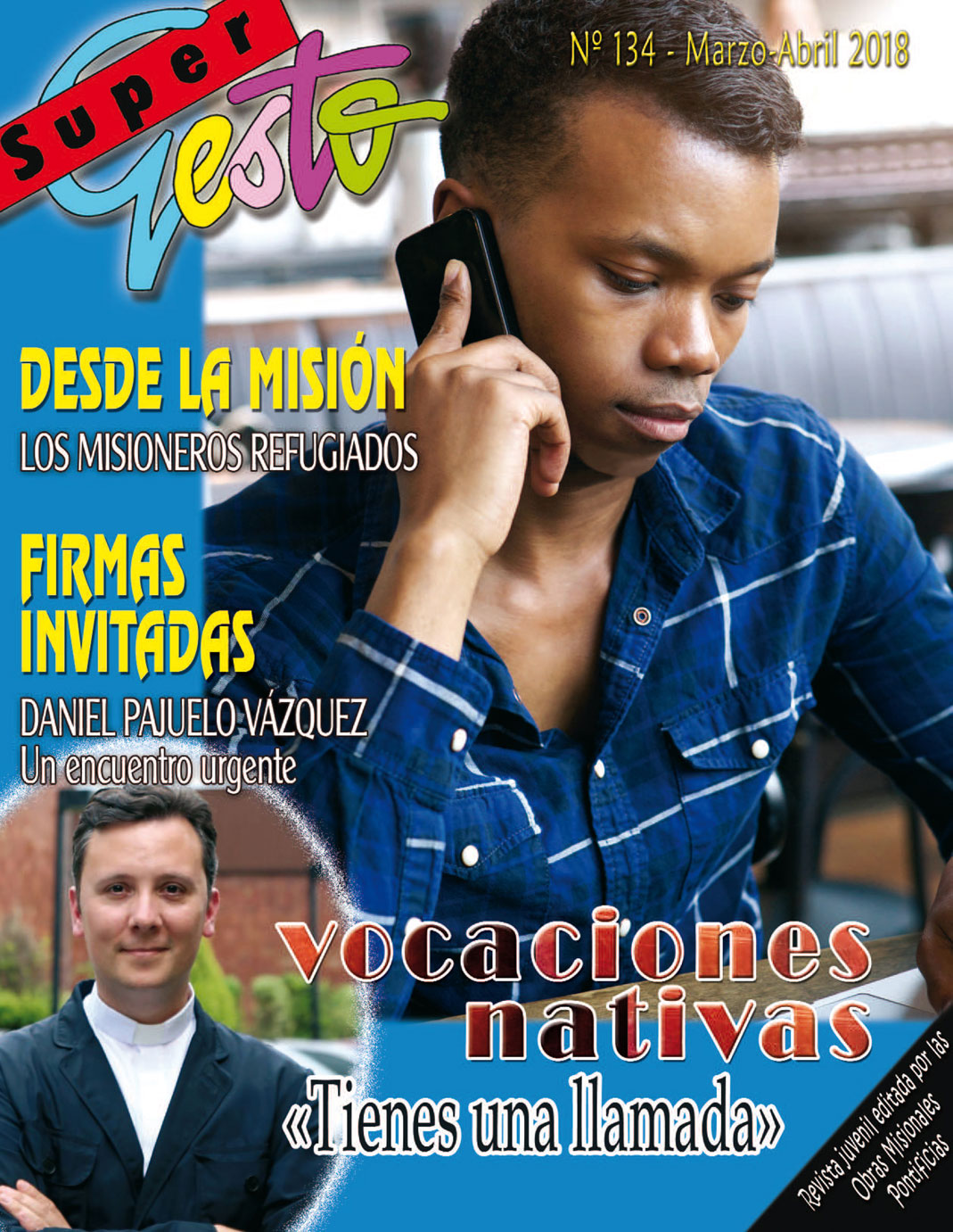 REVISTA SUPERGESTO JÓVENES