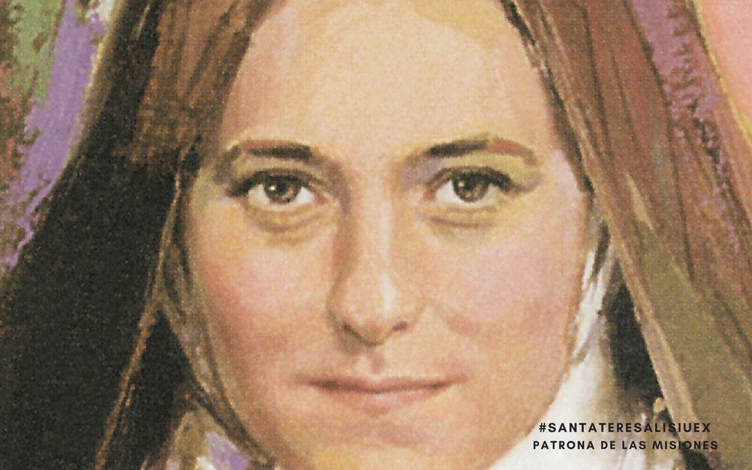 Santa Teresa de Lisieux, Patrona de las misiones