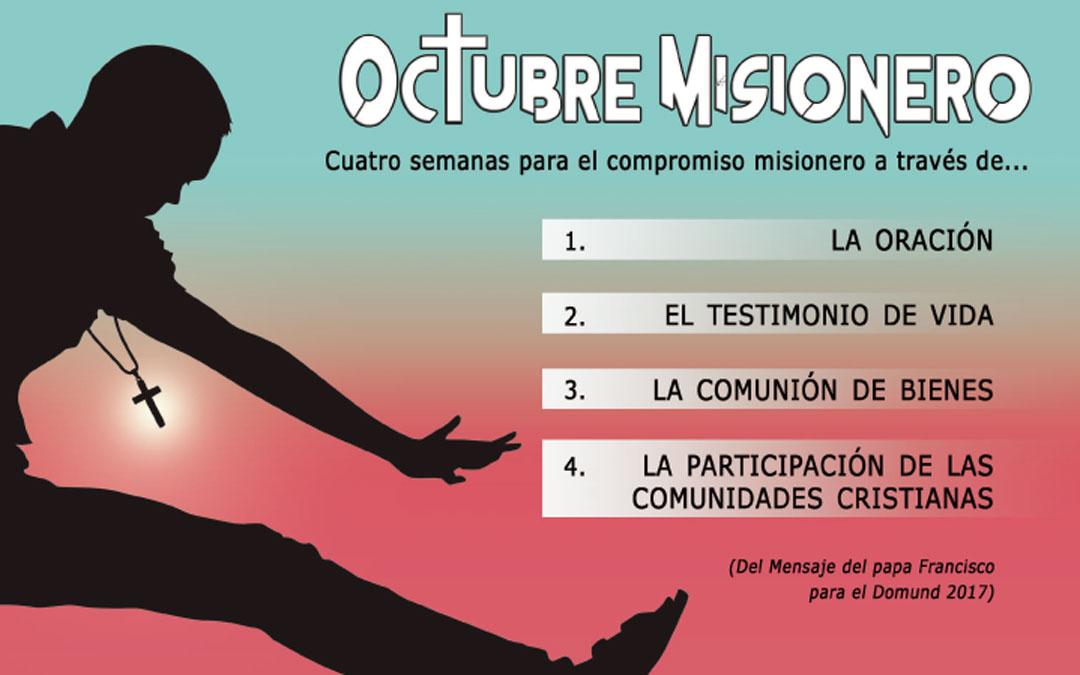 Octubre el mes de la Misión