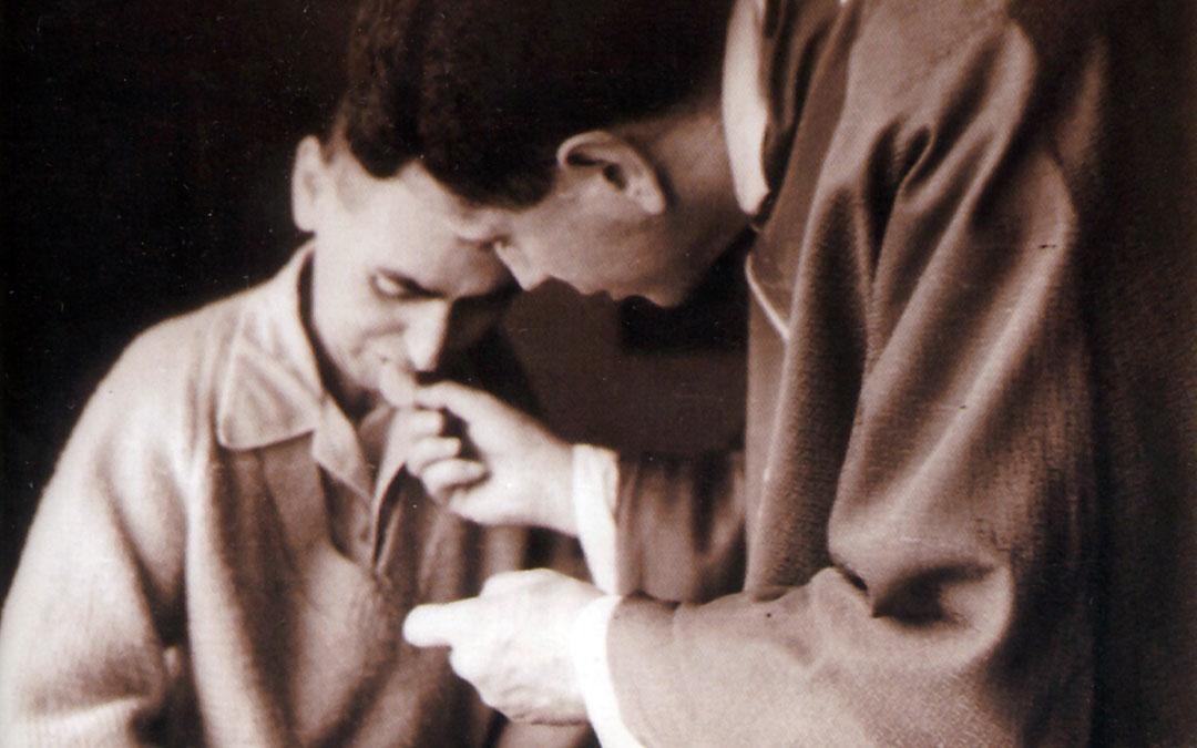 Beato Lolo: enfermo misionero