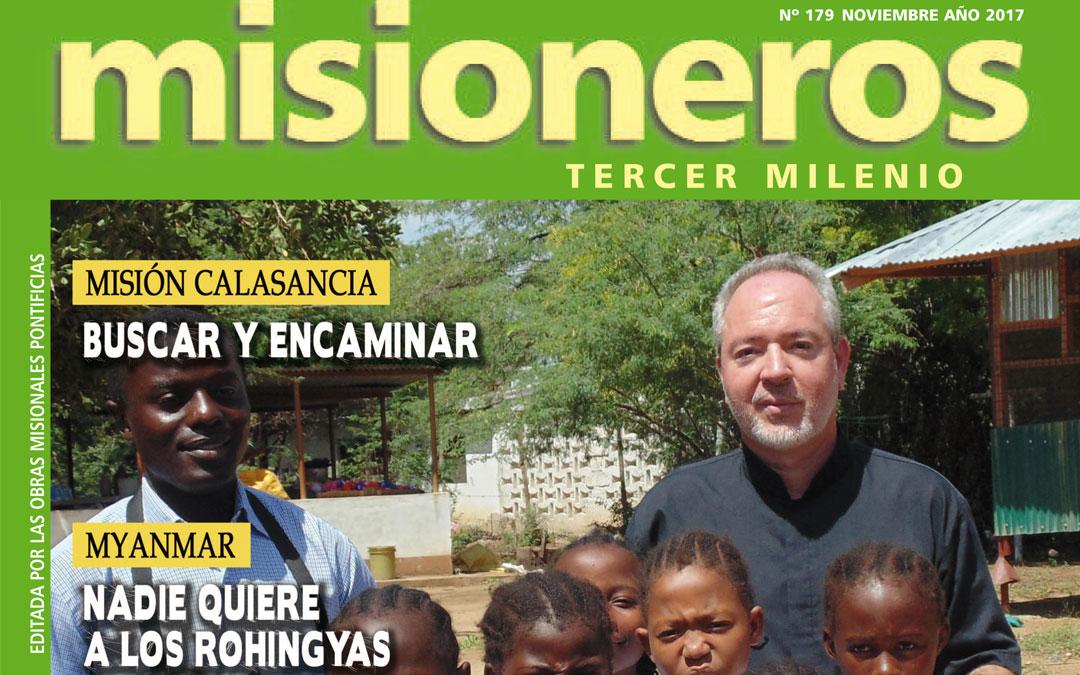 La revista Misioneros acerca la actualidad misionera