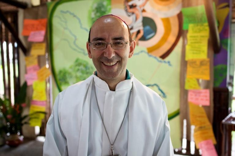 Durante su viaje a Perú y Chile, el Papa visitará un Territorio de Misión en la Selva Amazónica