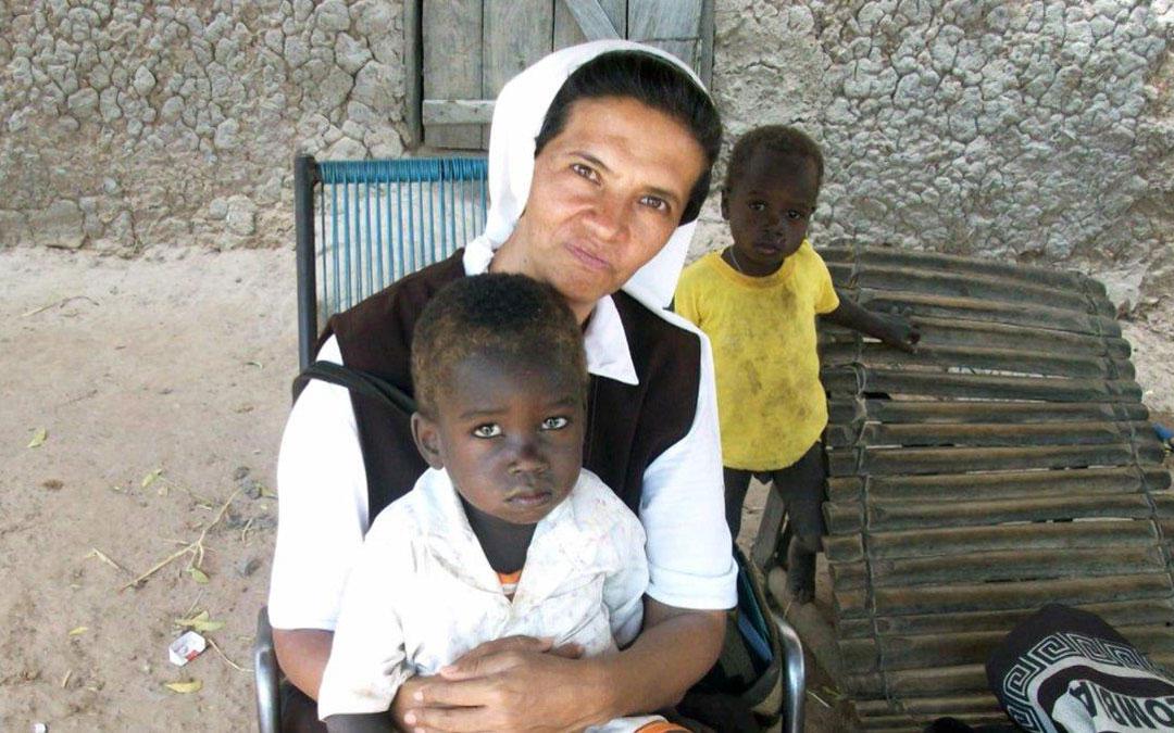 Liberación del misionero italiano Luiggi Maccali. La hermana Gloria Cecilia Narváez no está entre los rehenes liberados.