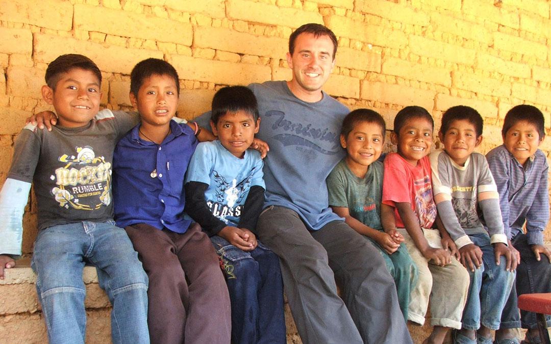 Ayudas de Infancia Misionera a los niños de todo el mundo