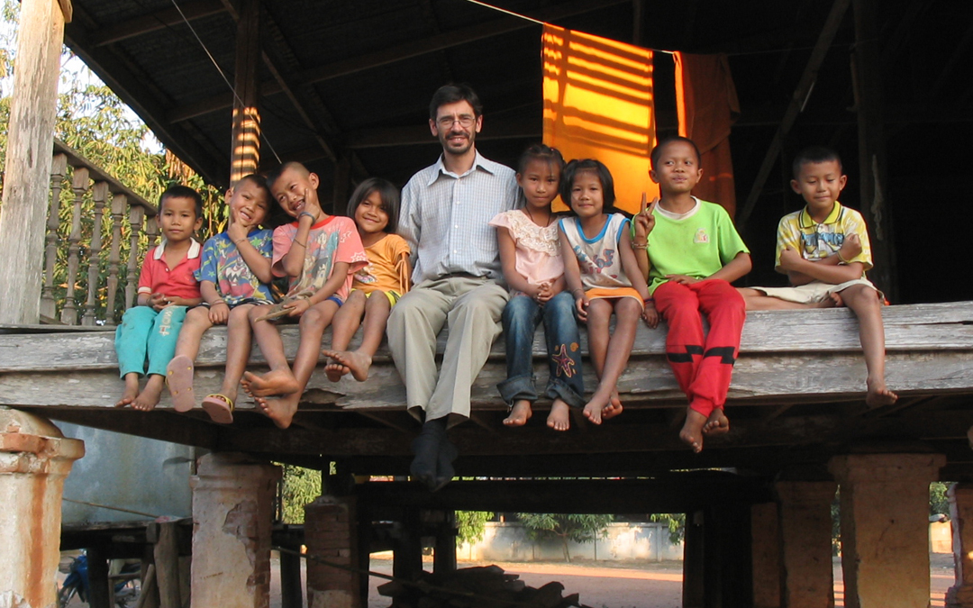 Infancia Misionera: 175 años cuidando de la Infancia