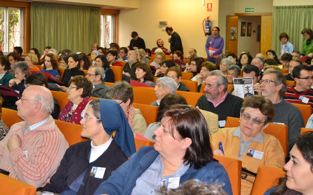 Encuentro de empleados y voluntarios de Obras Misionales Pontificias