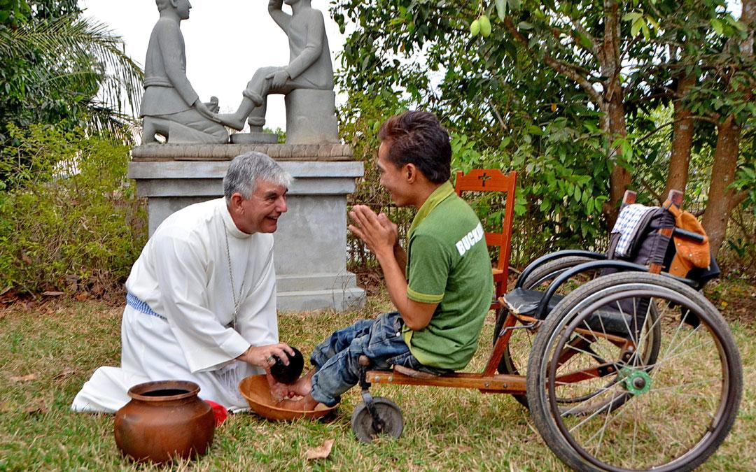 Misioneros por el Mundo en Camboya