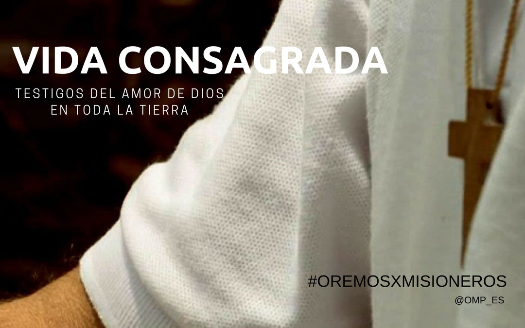Vida Consagrada: ocho de cada diez misioneros españoles son consagrados