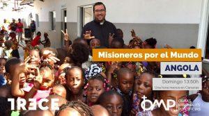 Misioneros por el Mundo en Angola