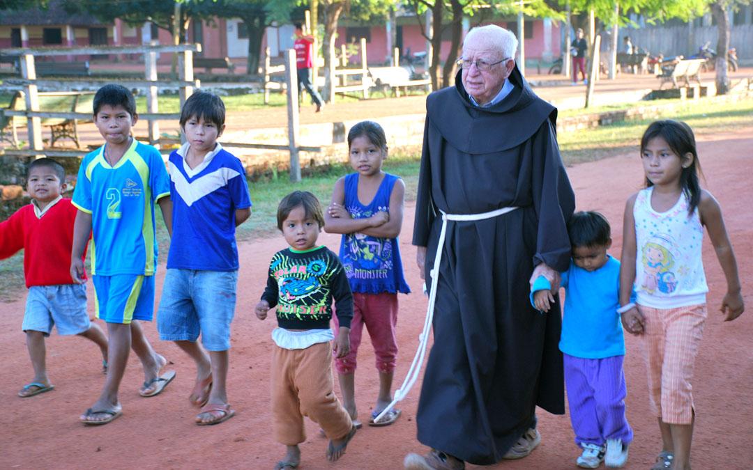 """""""Misioneros por el Mundo"""" en Bolivia-Selva"""