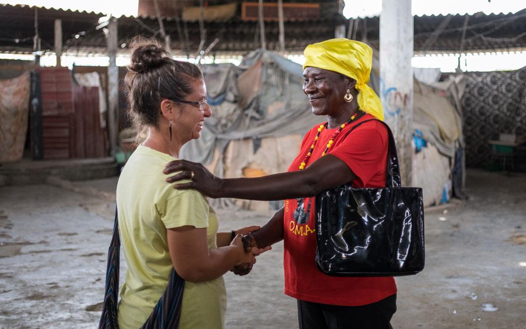 """""""Misioneros por el Mundo"""" en Angola"""