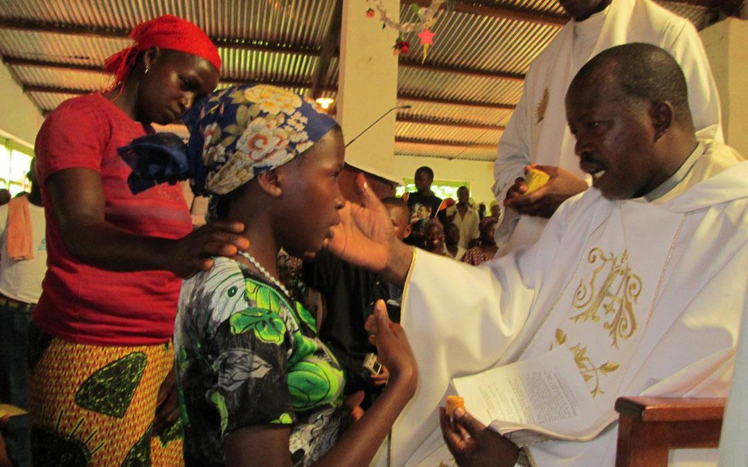 Crecimiento de las Vocaciones Nativas en los territorios de misión
