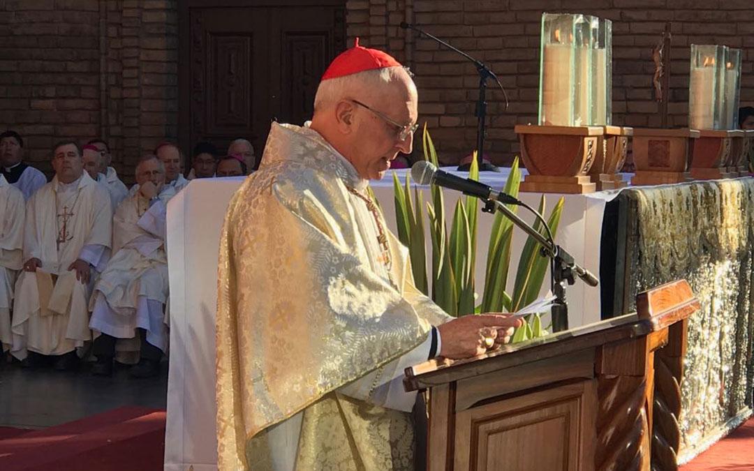 """Jornada académica """"El Derecho en la Misión de la Iglesia"""", con la intervención del cardenal Filoni"""