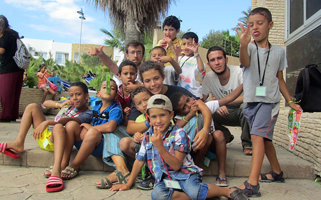 """#VeranoMisión: """"Servir a los más necesitados, junto a los misioneros, es un privilegio"""""""