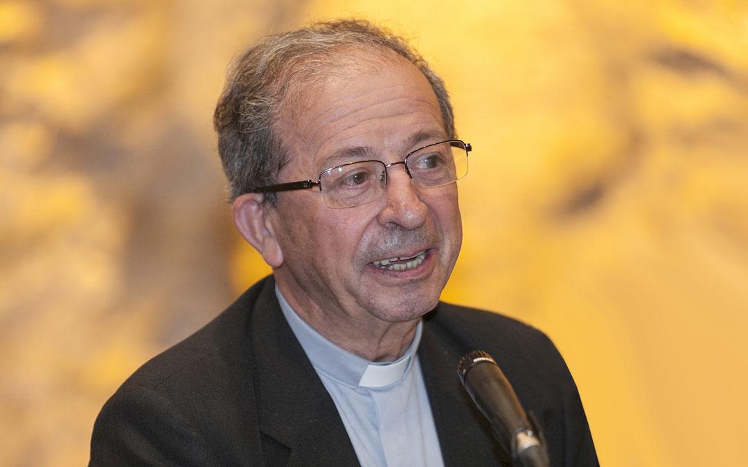 Funeral por Anastasio Gil, director nacional de las Obras Misionales Pontificias en España
