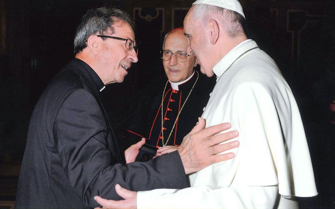 """Cardenal Filoni: Anastasio Gil """"era un sacerdote enamorado de la Misión"""""""