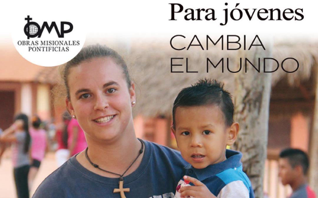 El compromiso misionero que el Domund pide a los jóvenes