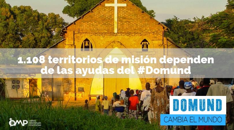 Domund 2018: Cambiar el mundo, en los territorios de misión