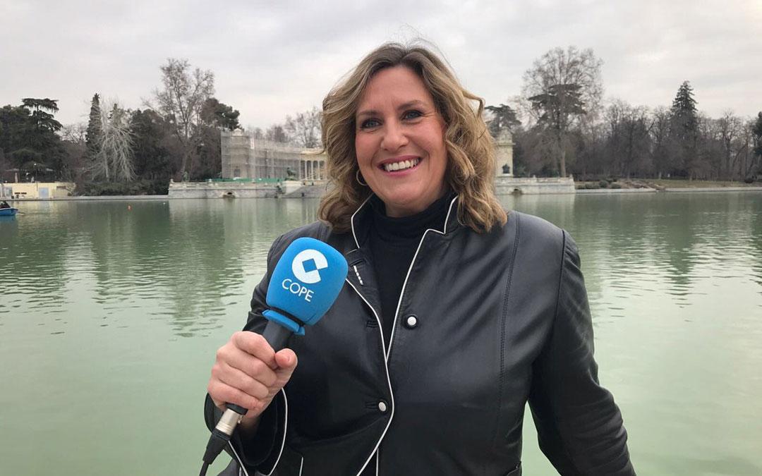 Pregón del Domund 2018 – Cristina López Schlichting
