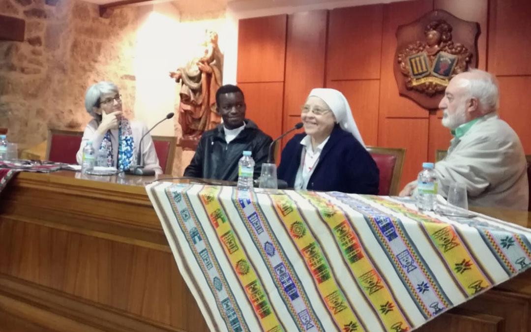 """El Domund en Ciudad Rodrigo: """"España siempre ha sido el principio de la misión"""""""