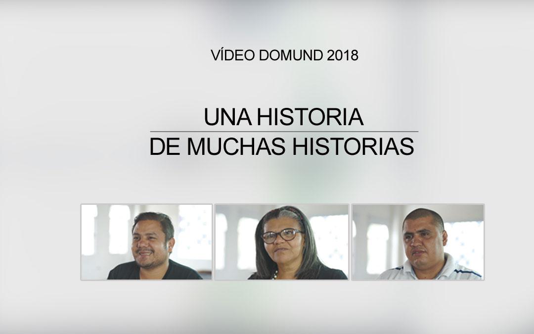 """Vídeo del Domund 2018: """"Una historia de muchas historias"""""""