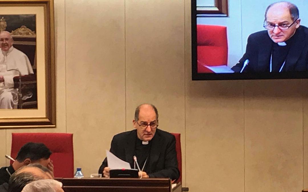 """Monseñor Dal Toso: el """"Mes Misionero Extraordinario de 2019 es una oportunidad para descubrir la belleza de la fe"""""""