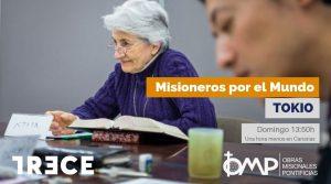 Misioneros por el Mundo en Tokio, Japón