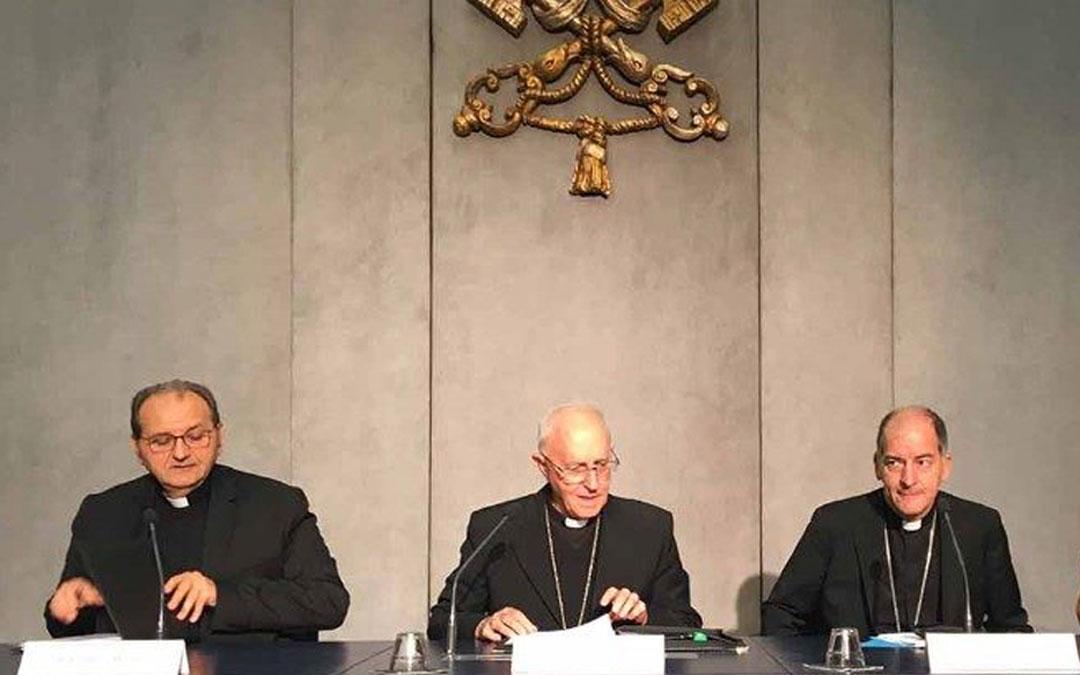 Vaticano: Rueda de prensa de presentación del Mes Misionero Extraordinario