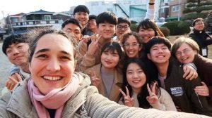 Navidad Ester Palma Corea del Sur