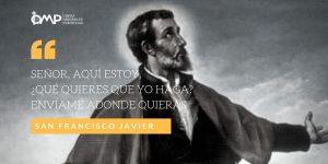 San Francisco Javier Patrono de las Misiones y de los misioneros