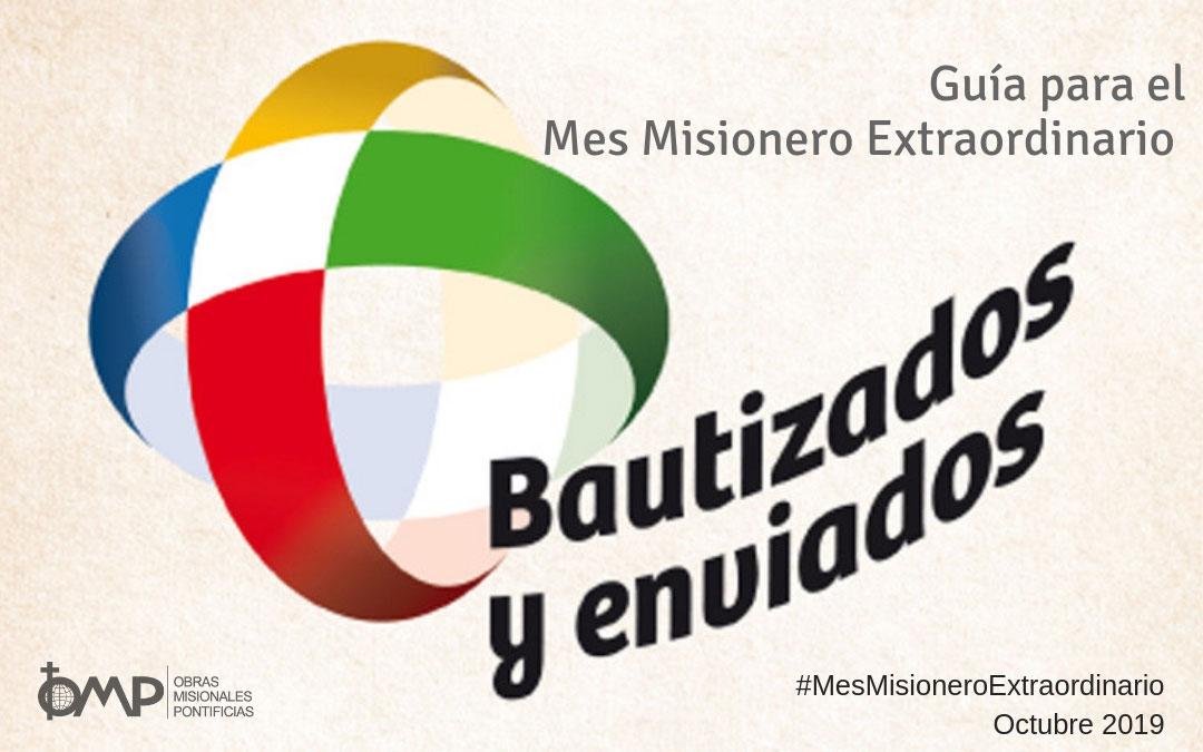 """""""Guía para el Mes Misionero Extraordinario de Octubre de 2019"""" en español"""