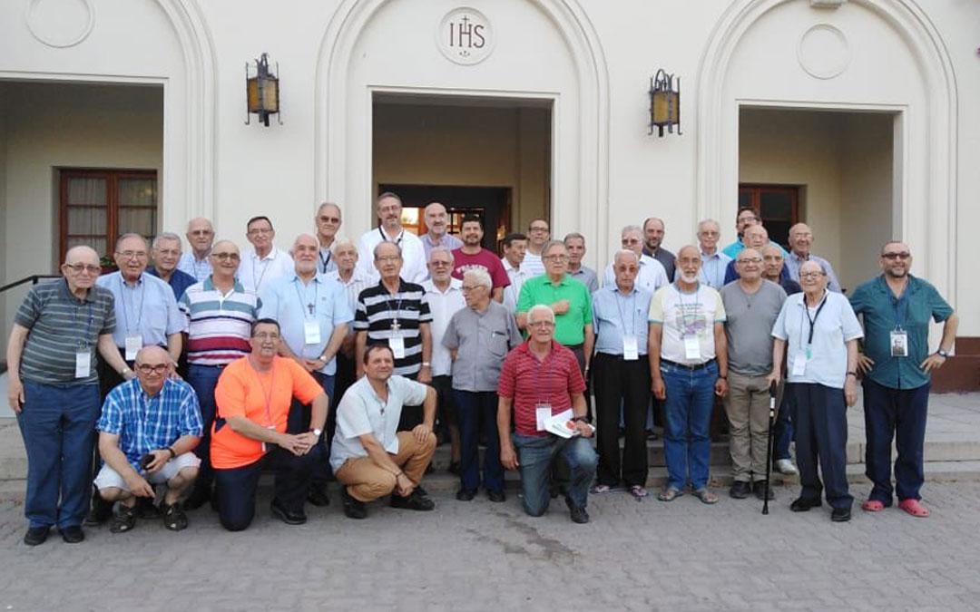 Encuentro de sacerdotes misioneros de la OCSHA en Chile