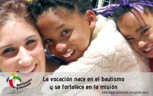 Mes Misionero Extraordinario - Jóvenes