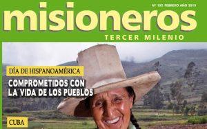Misioneros Tercer Milenio Febrero 2019