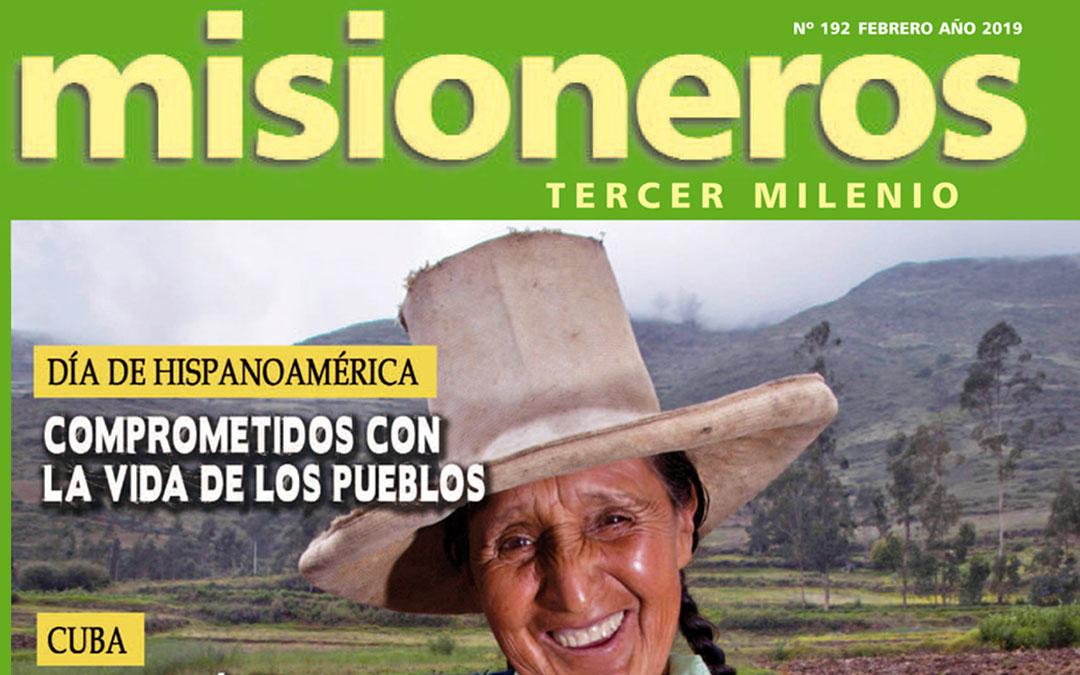 El Día de Hispanoamérica en la revista Misioneros Tercer Milenio