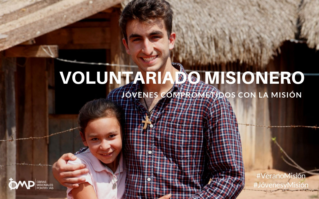 El voluntariado misionero en la Feria Universitaria de Voluntariado
