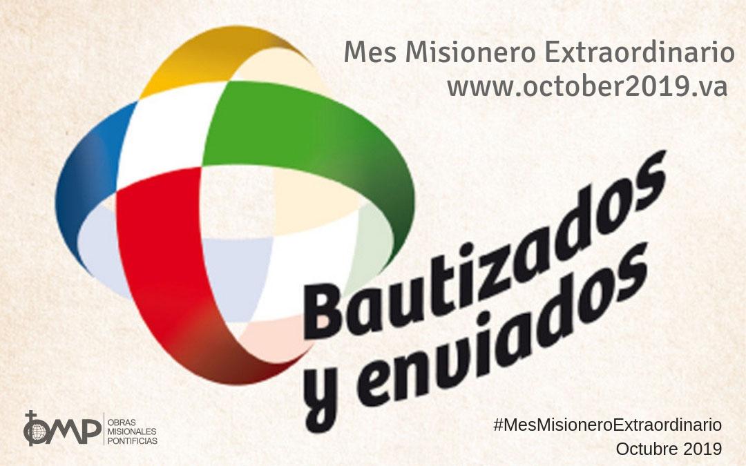 Web oficial del Mes Misionero Extraordinario