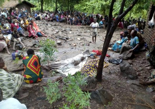 Ayuda de emergencia para Malawi
