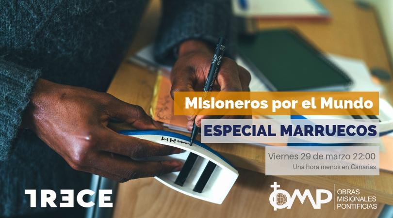 Misioneros por el Mundo en Marruecos