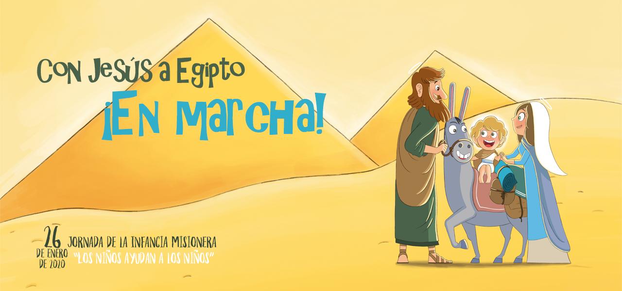 Jornada de Infancia Misionera