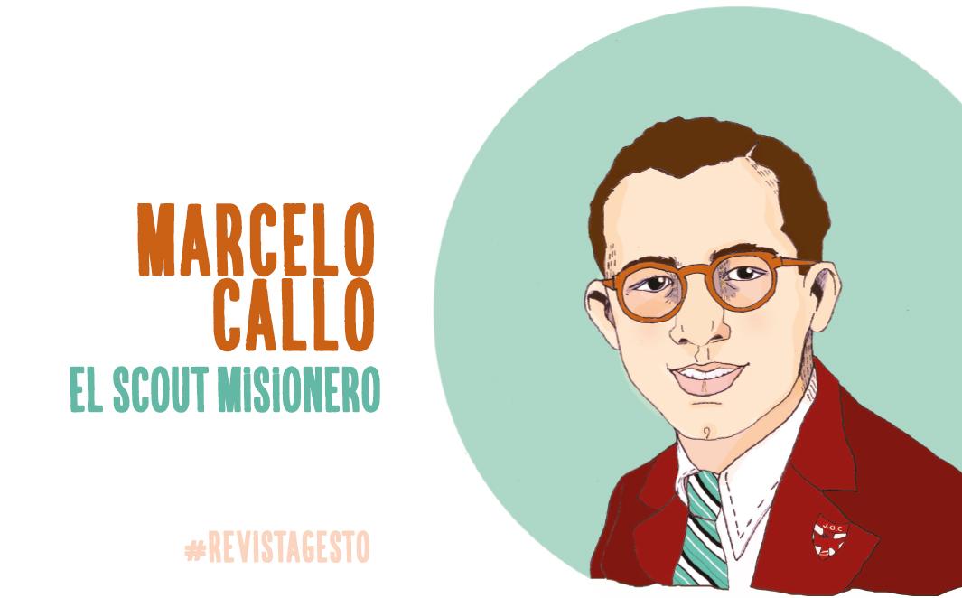 Beato Marcelo Callo: El scout que terminó en la cárcel por ser misionero