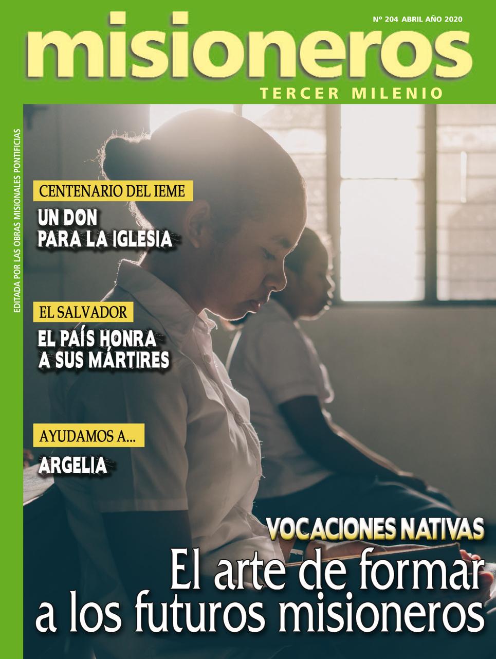 Revista Misioneros