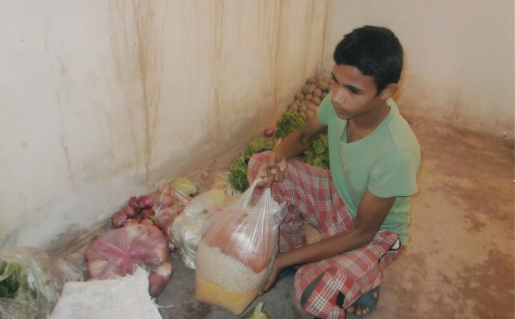 La ayuda de emergencia de las OMP llega a Pakistán