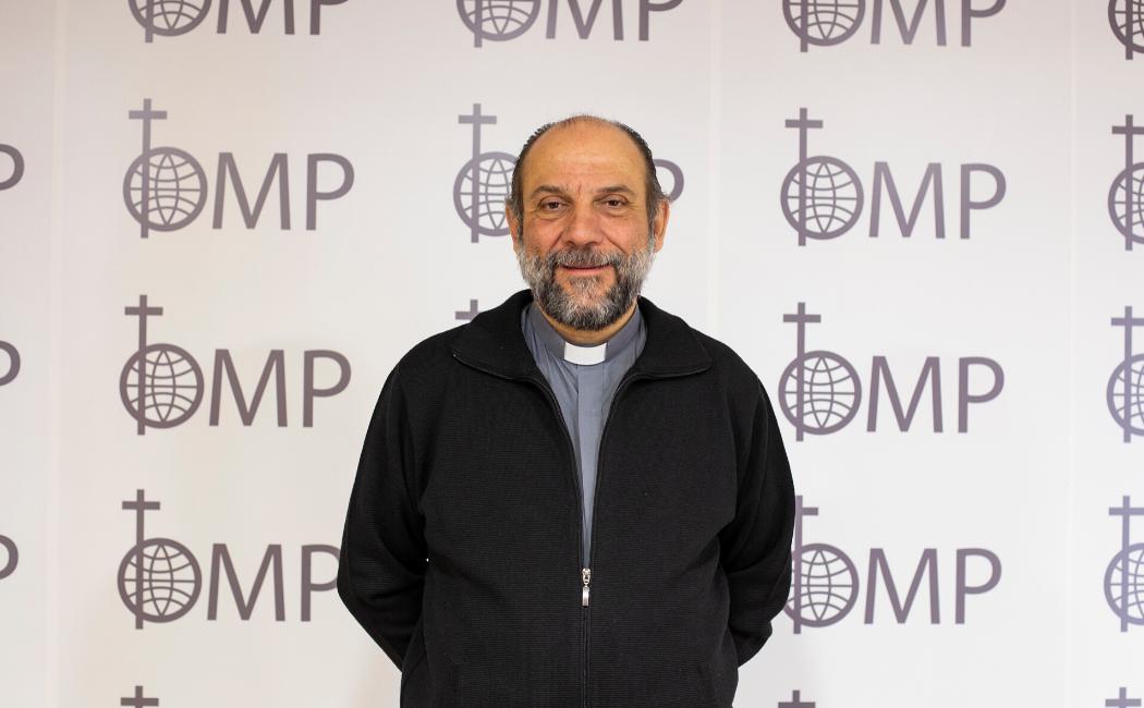"""Director de OMP en España: """"Estamos aquí para dar talante universal a cada Iglesia particular"""""""