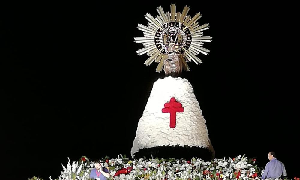 """""""Ofrece tu ramo a las misiones"""", una alternativa a la tradicional Ofrenda de Flores a Nuestra Señora del Pilar"""